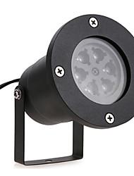 billige -YouOKLight 1pc 12 W plen Lights Dekorativ / Projektorlys Kjølig hvit 85-265 V Courtyard / Have 4 LED perler