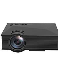 Недорогие -UNIC UC68H DLP Проектор для домашних кинотеатров Светодиодная лампа Проектор 1100 lm Поддержка 1080P (1920x1080) 37-115 дюймовый Экран