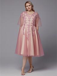 Plus Size Tulle Dresses - Lightinthebox.com