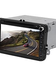 Недорогие -Factory OEM YYD-V8000 8 дюймовый 2 Din Windows CE 6.0 В-Dash DVD-плеер GPS / Встроенный Bluetooth / Контроль на руле для Volkswagen RCA / Аудио / AV выход Поддержка M3V / MTV / RM / RMVB MP3 / WMA