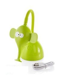 Недорогие -2 уровня dimmable14 светодиодов usb зарядки мультфильм улитка светодиодная настольная лампа аккумуляторная новинка свет лучшие подарки для детей