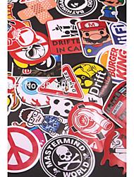 Недорогие -Смешно забавный бренд diy сексуальные наклейки для домашнего декора наклейки для ноутбука наклейка холодильник скейтборд каракули автомобиль мотоцикл велосипед