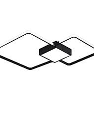 Недорогие -геометрический / Оригинальные Потолочные светильники Рассеянное освещение Окрашенные отделки Металл Несколько цветов, Творчество, Диммируемая 110-120Вольт / 220-240Вольт