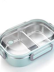 Недорогие -Японская портативная коробка для завтрака для детей из нержавеющей стали