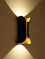 Недорогие -ONDENN Водонепроницаемый / Новый дизайн LED / Современный современный Настенные светильники В помещении / На открытом воздухе Алюминий настенный светильник IP65 220-240Вольт / 100-120V 10 W