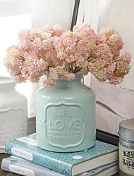 abordables -Fleurs artificielles 5 Une succursale Classique Traditionnel / Classique Européen Fleurs éternelles Plantes succulentes Fleur de Table