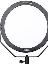 preiswerte -Videolicht Aluminium-Magnesium-Legierung Wiederaufladbar / Strom 110-220 V
