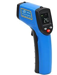 ieftine -BENETECH GM333A Portabil / Multifuncțional Termometre pe infrarosii -50-400℃ Stingere Automată, Stocare Date , Ecranul LCD de fundal