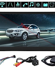 Недорогие -Factory OEM YYD-7010G 7 дюймовый 2 Din Android 8.1 В-Dash DVD-плеер GPS / WiFi / Quad Core для Универсальный Аудио / GPS / AV выход Поддержка AVI / MOV / WMV MP3 / WAV / AWB JPEG / GIF / BMP