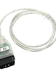 Недорогие -E60 / E61 / E83 Разъемы Male к двойному Female OBD-II Нет Автомобильные диагностические сканеры