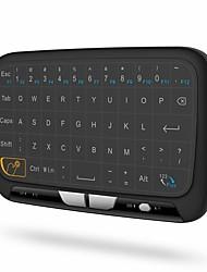 Недорогие -H18S全键盘空鼠遥控适用安卓盒子  智能电视 投影仪 Air Mouse / Клавиатура / Дистанционное управление Мини 2,4 ГГц беспроводной Air Mouse / Клавиатура / Дистанционное управление Pico Назначение Android 4.0 / Android 4.1