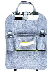 Недорогие -Авто заднее сиденье сумка для хранения организатор мусор сетка держатель мульти-карман путешествия дорожная вешалка для авто емкость контейнера 1 шт.