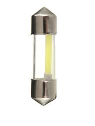 Недорогие -1pcs 31mm / 41mm / 36mm Автомобиль Лампы 0.5 W COB 100 lm Светодиодная лампа Подсветка для номерного знака / Внутреннее освещение Назначение Универсальный / Toyota / Hyundai Все года