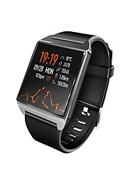 Недорогие -Factory OEM VO376 Смарт Часы Android iOS Bluetooth Smart Спорт Водонепроницаемый Пульсомер Измерение кровяного давления / Сенсорный экран / Израсходовано калорий / Длительное время ожидания
