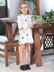 זול -שמלה פירות בנות ילדים