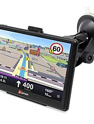 Недорогие -junsun d100-bt hd автомобильный gps-навигатор 7.0 дюймов win ce 6.0 мультимедийный плеер навигация 3d емкостный сенсорный экран fm bluetooth avin navitel бесплатное обновление карты