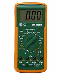 Недорогие -лучший 9205m цифровой мультиметр / тестер сопротивления емкости / мультиметр многофункциональный / измерение / обнаружение цепи