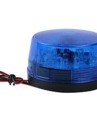 Недорогие -Стробоскопический светодиодный предупредительный световой сигнал предупредительный световой сигнал светодиодный стробоскопический сигнал постоянного тока 12В