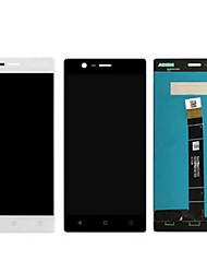Недорогие -для nokia 3 n3 замена экрана жк-сенсорный дигитайзер дисплей в сборе с ремонтными инструментами
