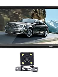 Недорогие -SWM 7012+4LED camera 7 дюймовый 2 Din Другие ОС Автомобильный MP5-плеер Сенсорный экран / MP3 / Встроенный Bluetooth для Универсальный RCA / VGA / MicroUSB Поддержка MPEG / MPG / WMV MP3 / WMA / WAV