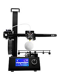 Недорогие -алюминиевый 3d принтер tronxy® x2 220 * 220 * 220 мм, размер печати с двумя вентиляторами / жк-экран hd