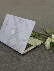 """Недорогие -MacBook Кейс Мрамор ПВХ для MacBook Air, 13 дюймов / Новый MacBook Pro 13"""" / New MacBook Air 13"""" 2018"""