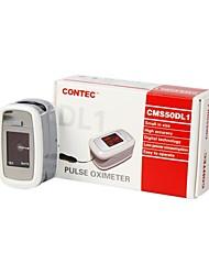 Недорогие -CONTEC Пульсовой оксиметр CMS50DL1 для Повседневные Пульсовой оксиметр