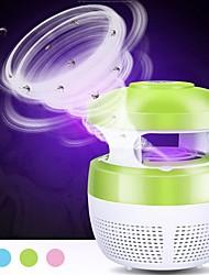 Недорогие -Brelong москитная молния убийца мухи свет 5 Вт USB захватить убийца москита нет химикатов нет радиации насекомых убийца свет 5 В