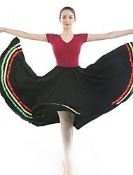 hesapli -Bale Alt Giyimler Kadın's Eğitim / Performans POLİ Malzeme Kombini Etekler