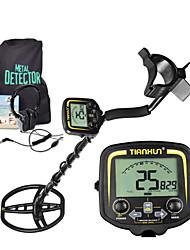 Недорогие -Высокая чувствительность и высокая производительность детектор металла TX-850 подземный детектор металла охотник за сокровищами инструмент поиска металла с наушником