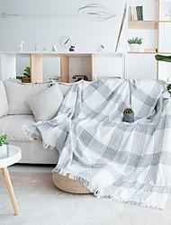 abordables -El amortiguador del sofá Plantas / Clásico / Contemporáneo Jacquard Poliéster / Algodón / 100% Algodón Fundas