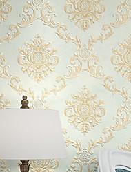 رخيصةأون -ورق الجدران محبوكة تغليف الجدران - لاصق المطلوبة طباعة