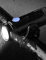 olcso -LED Kerékpár világítás LED fény XP-G2 Kerékpározás Vízálló Li-on 500 lm Tölthető Hideg fehér Mindennapokra - TOWILD