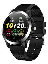 Недорогие -Kimlink W8 Мужчина женщина Смарт Часы Android iOS Bluetooth Водонепроницаемый Сенсорный экран Пульсомер Измерение кровяного давления Спорт ЭКГ + PPG