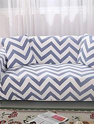 billige -bølge stripe slidstærk blødt høj stretch slidekapsler sofa dæk vaskbare spandex sofa covers