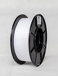 Недорогие -Simax 3D принтер нити пла 1,75 мм 1 кг для 3d принтер-белый