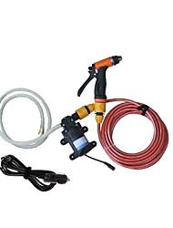 Недорогие -12v 80w электрический автомобиль высокого давления омыватель автомобиля комплект водяной насос