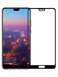 ieftine -Ecran protector pentru Huawei Huawei P20 Sticlă securizată 1 piesă Ecran Protecție Față High Definition (HD) / 9H Duritate / La explozie