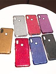 preiswerte -Hülle Für Xiaomi Xiaomi Redmi Note 6 / Xiaomi Redmi Note 7 Beschichtung / Glänzender Schein Rückseite Durchsichtig / Glänzender Schein Weich TPU für Xiaomi Redmi Note 5 Pro / Xiaomi Redmi Hinweis 5