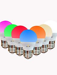 Недорогие -EXUP® 1шт 5 W Круглые LED лампы 400 lm B22 E26 / E27 P45 20 Светодиодные бусины SMD 2835 Контроль APP Smart синхронизация RGB и CW RGB + холодный и теплый белый 85-265 V / RoHs / FCC