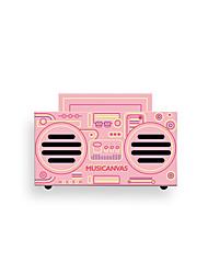 Недорогие -musicanvas baby Bluetooth Компьютерный динамик Водонепроницаемый Компьютерный динамик Назначение Ноутбук
