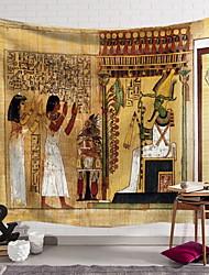 povoljno -Klasični Tema Zid Decor Poliester Moderna Wall Art, Zidne tapiserije Ukras