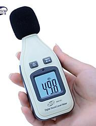 Недорогие -Цифровой измеритель уровня звука Benetech GM1351 Децибел-логгер Тестер 30-130 дБ Шум в децибелах ЖК-анализатор тестер