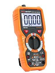 hesapli -Zirve metre dijital multimetre pm18c gerçek rms ile ac / dc gerilim direnci kapasite frekans sıcaklığı ncv tester