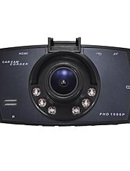 Недорогие -G30L 1080p Ночное видение / Беспроводной Автомобильный видеорегистратор 140° Широкий угол 2.7 дюймовый LTPS Капюшон с Ночное видение / Обноружение движения / автоматическое включение / выключение