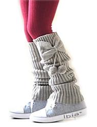hesapli -Çocuklar Genç Kız Solid Akrilik İç Çamaşırı ve Çoraplar Koyu Gri