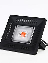 ieftine -50w 4000lm 1pcs margele cu LED-uri pentru seră hidroponice ușor de instalat lumină de creștere ip65 impermeabilă