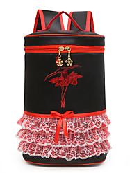 economico -Abbigliamento da ballo per bambini Da ragazza Addestramento / Prestazioni Poliestere Di pizzo / Stampe Moderno