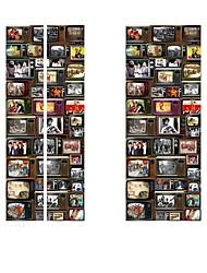 Недорогие -Дверные наклейки - 3D наклейки Абстракция / Известные картины Гостиная / Спальня