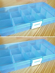 billige -opbevaring organisation smykker samling pvc skum bord rektangel form kreative